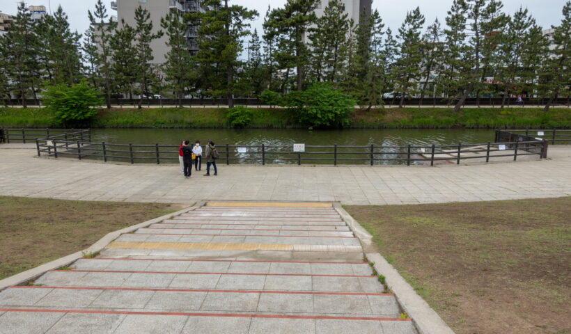 まつばら綾瀬川公園左岸広場